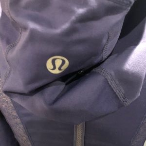 Lululemon hooded top
